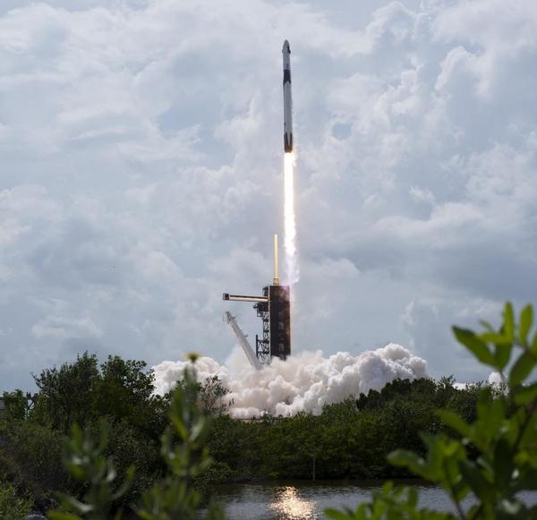 crew-1 spacex nasa