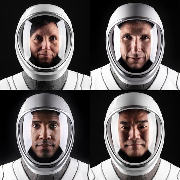 nasa spacex lancio