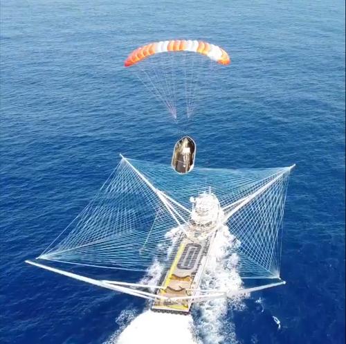 spacex fairing falcon 9
