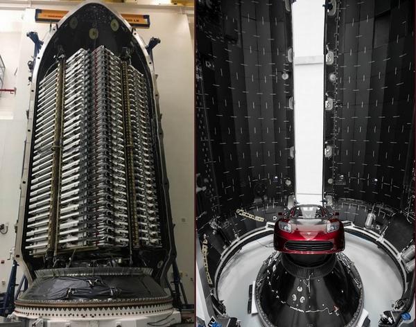 SpaceX Starlink satelliti