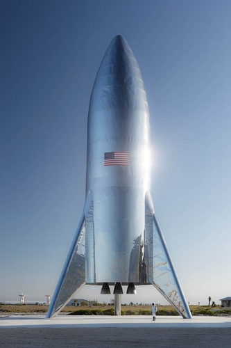 SpaceX Starship Hopper