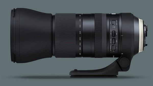 Nikon Z7 Tamron obiettivi