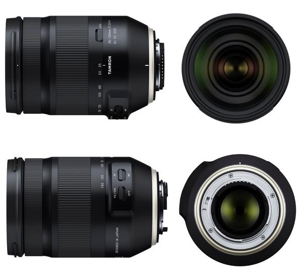 Tamron Canon Nikon reflex