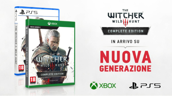 the witcher 3 wild hunt ps5 xbox series x
