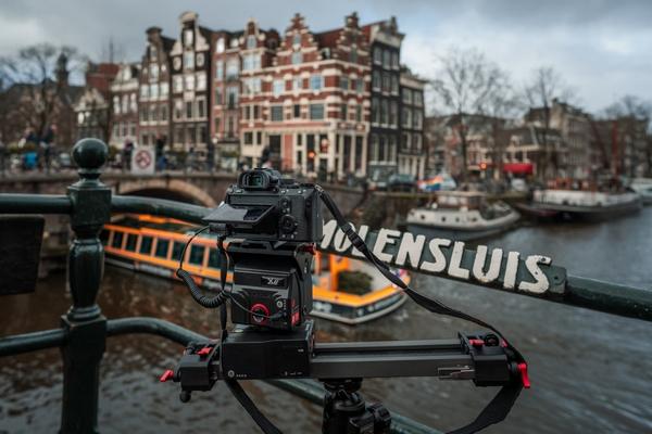 amsterdam turist camera