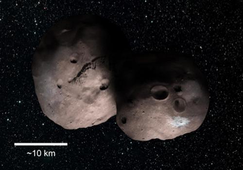 NASA Ultima Thule