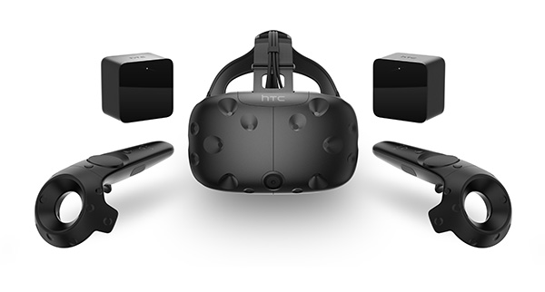 HTC Vive, edizione per il consumatore