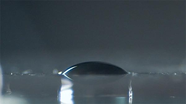 Water Drop Lens