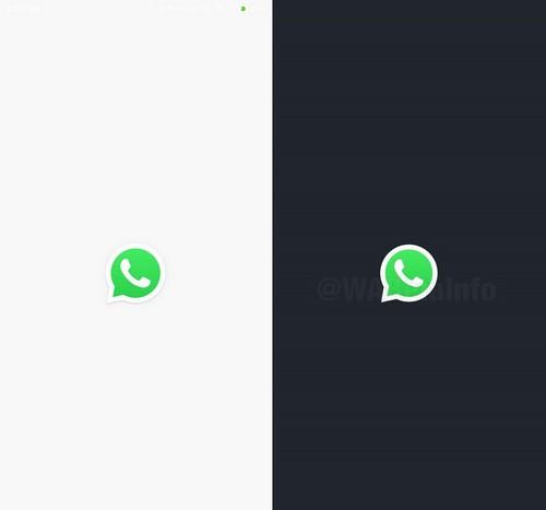 Whatsapp splash screen android beta