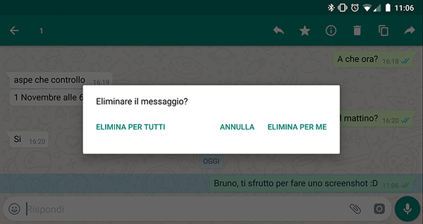 Whatsapp down: di nuovo bloccata l'app di messaggistica