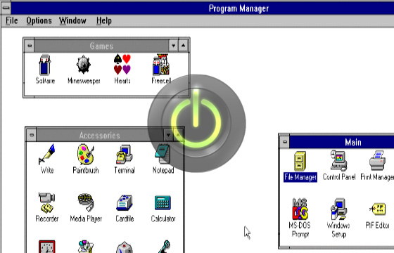 Windows 3.1, emulatore online