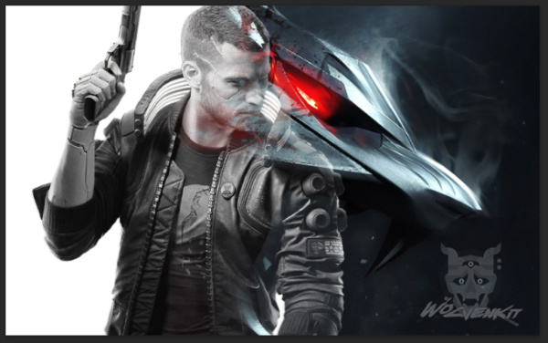 wolvenkit mod cyberpunk 2077 the witcher 3 wild hunt