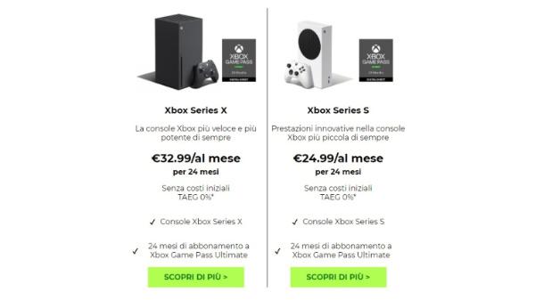xbox all access gamestop italia