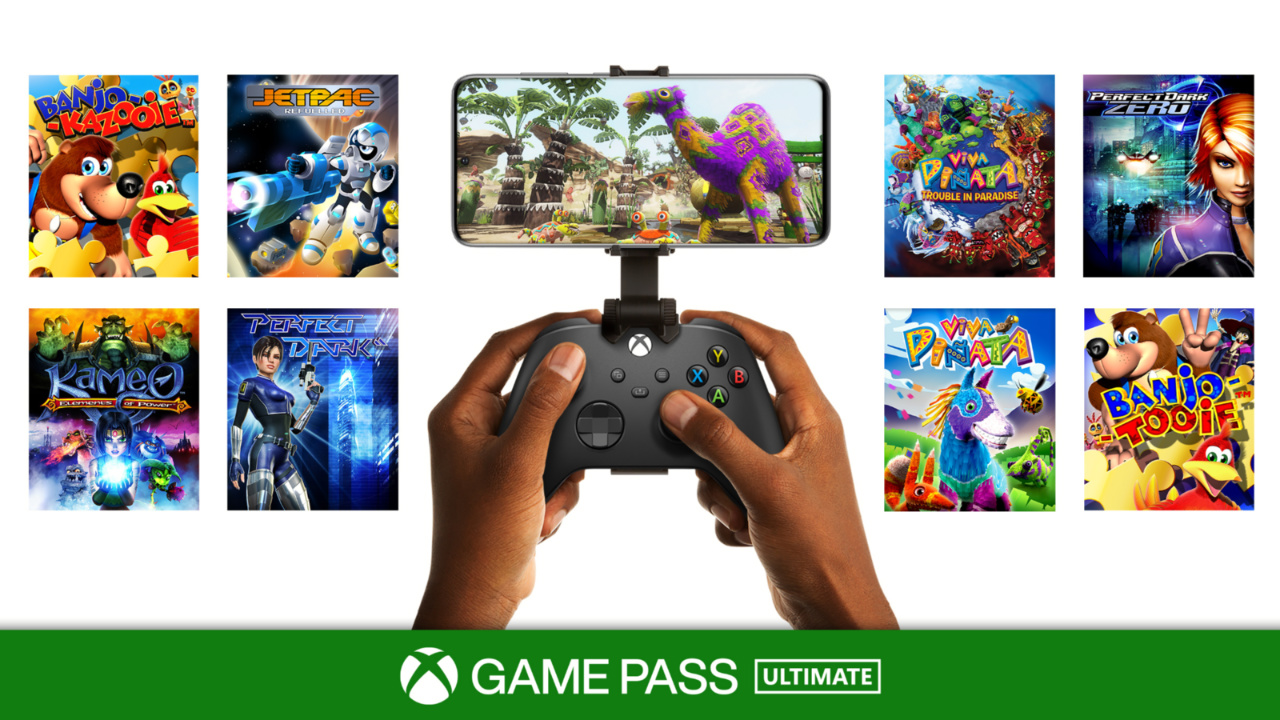 xbox cloud gaming game pass ultimate